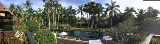 The Ubud Village Resort & Spa: Wunderschöne Hotelanlage