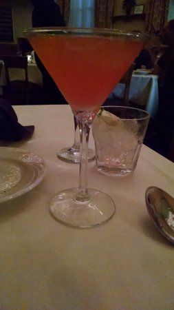 Swedesboro, Nueva Jersey: Fig Cosmo - delicious