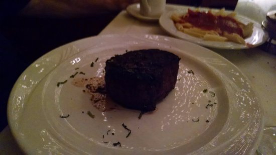 Swedesboro, NJ: FILET MIGNON $39.95 10 oz. filet grilled to perfection