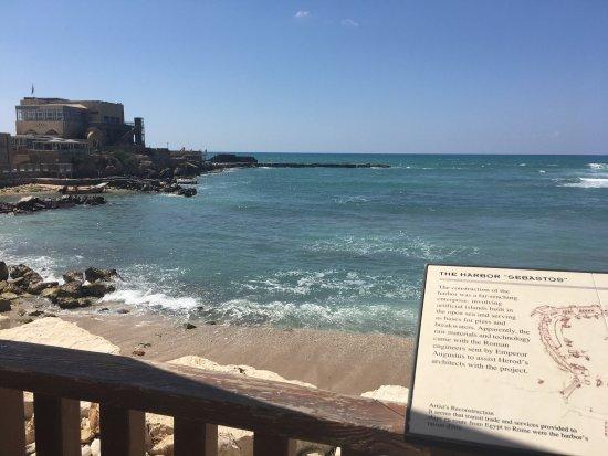 Caesarea, Israël: photo0.jpg