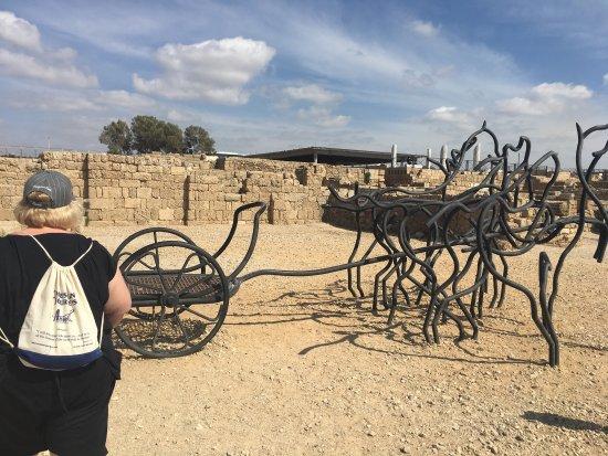 Caesarea, Israël: photo1.jpg