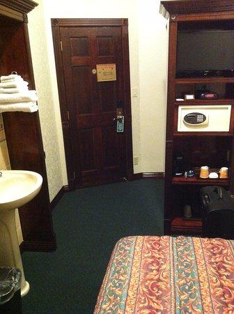 Hotel 17: Zimmer