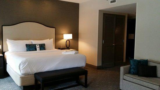 อินเตอร์คอนติเนนตัล ชิคาโก้: Hotel Suite