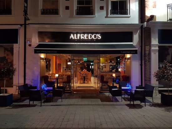 Lisburn, UK: Alfredo's on the Square