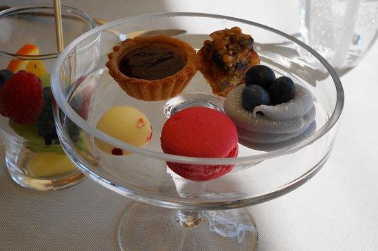 Ranco, İtalya: Great desserts