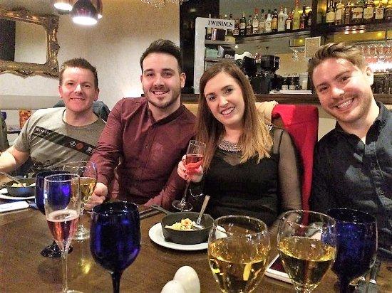 Lisburn, UK: Happy Customers