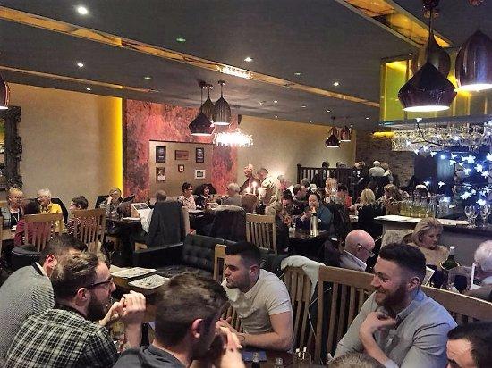 Lisburn, UK: Busy Night