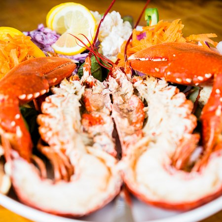 Torcross, UK: Lobster Platter