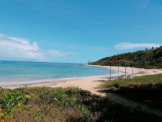 Outeiro Beach (Setiquara): Praia do outeiro