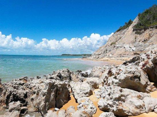 Outeiro Beach (Setiquara): Parai do outeiro