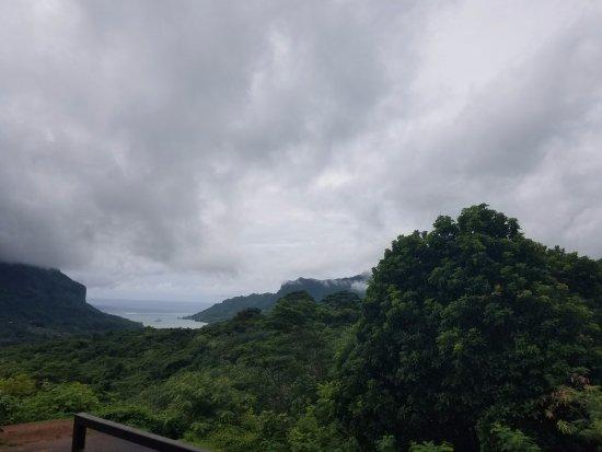 Belvedere Aussichtspunkt: Beautiful even when cloudy