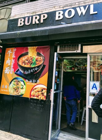 Photo of Restaurant Burp Bowl at 134 E 27th St, New York City, NY 10016, United States