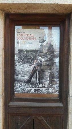 Il Vittoriale degli Italiani: il Vate
