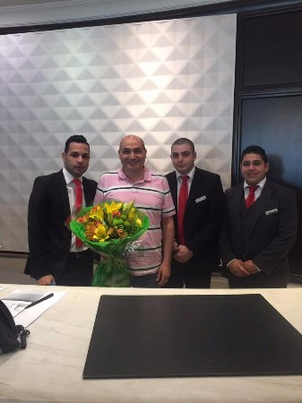 Hilton Beirut Habtoor Grand: Guest of the Day