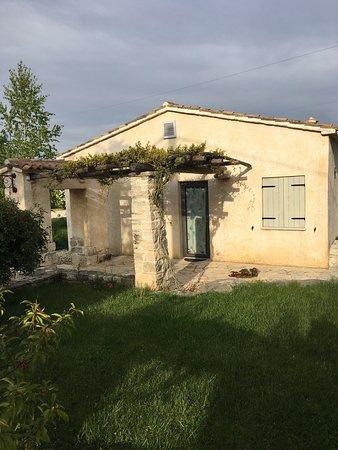 Zminj, Croatia: La location è molto gradevole e  accogliente e la titolare è molto cordiale e bravissima in cuci