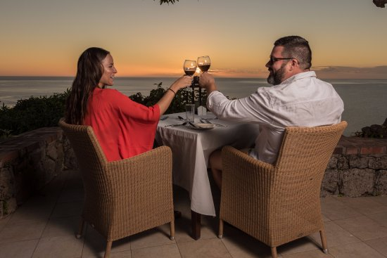 The Mango Tree : Dinners with spectacular views