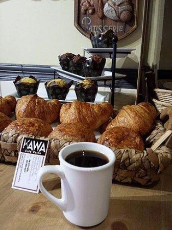 Kawa Cafe-Resto: Viennoiseries