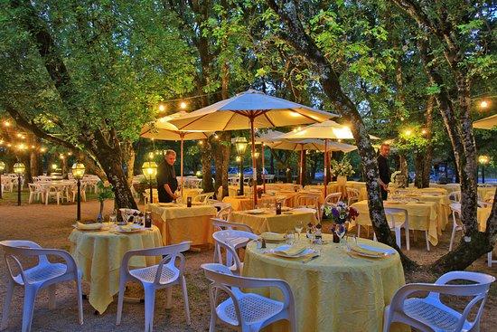 Restaurant à Rocamadour