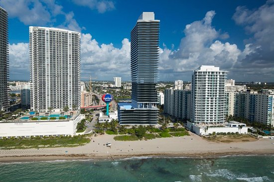 Upscale Beach Resort Apartments Hollywood Florida