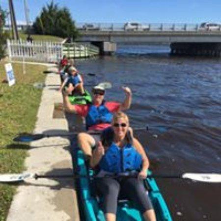 Swansboro, NC: Kayak trip