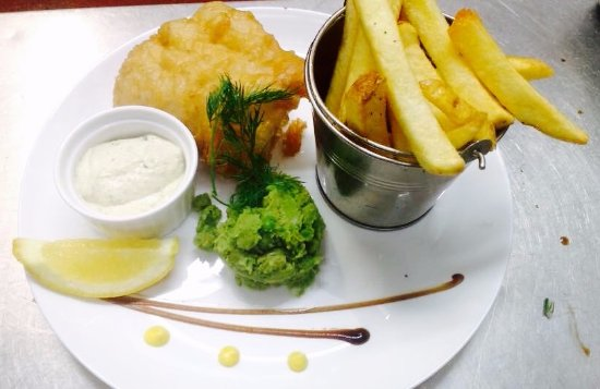 Killorglin, Irlanda: Fish & Chips - Nick's Style