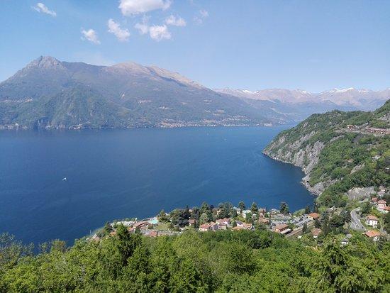 Perledo, Italien: Lago di Como