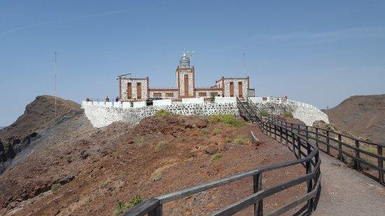 Las Playitas, España: Вид на маяк