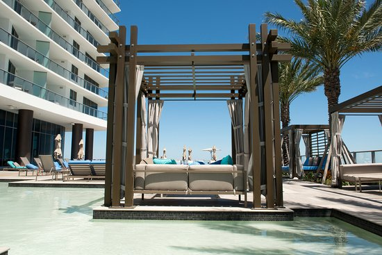 Upscale Beach Resort Apartments Hollywood Florida