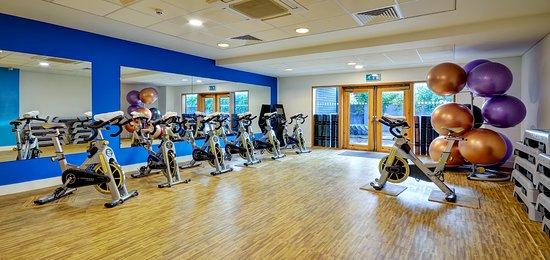 Thorpe le Soken, UK: Exercise Studio