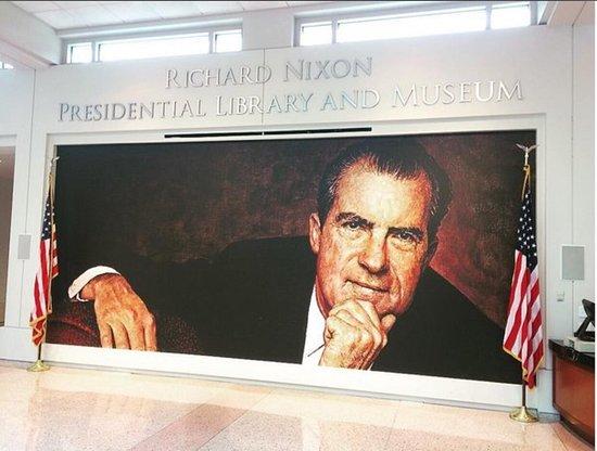 Yorba Linda, Καλιφόρνια: Richard Nixon Presidential Library and Museum