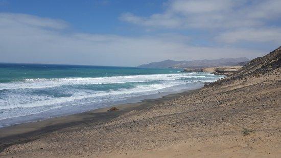 La Pared, Spanien: На пляже Vieja Rey