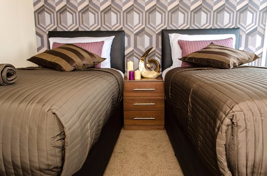 Salford, UK: Twin Room
