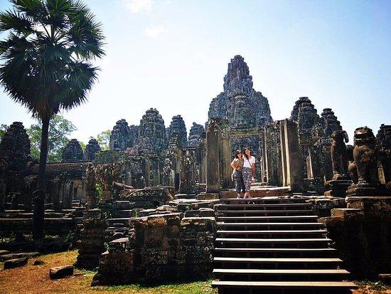 Angkor Wat Local Driver