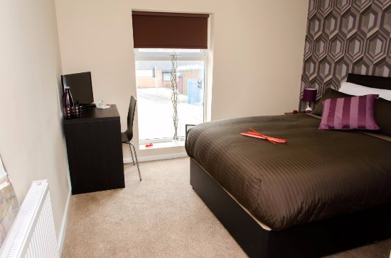 Salford, UK: Double Room