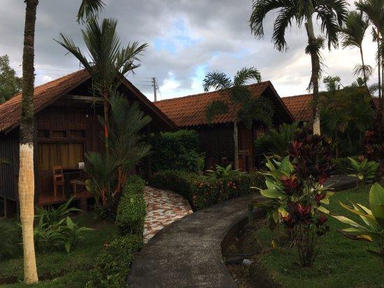 Hotel Arenal Green: Beautiful cabins!