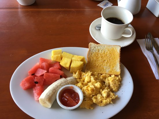 Arenal Green Hotel: Second Breakfast option