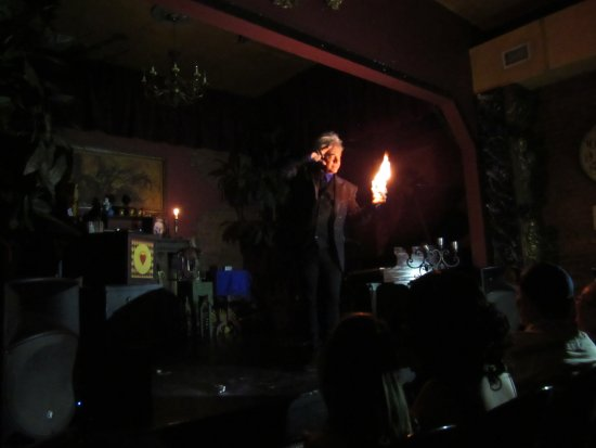 The Maxwell Blade Theatre of Magic: Magical!!
