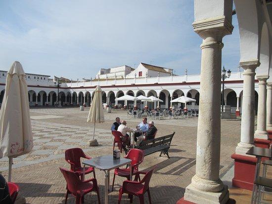 Carmona, Spain: Plaza del Mercado
