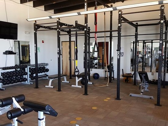 Socorro, NM: Off-site Gym and Indoor Pool