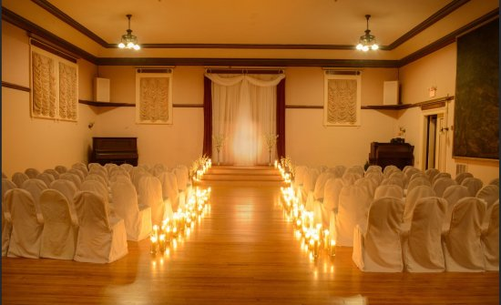 Baldwinsville, Estado de Nueva York: Ballroom at Mohegan Manor