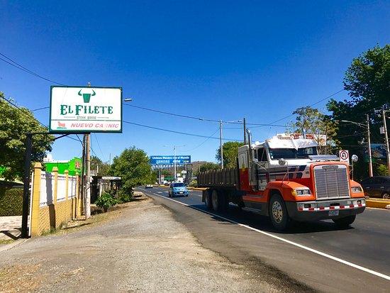 Nindiri, Nikaragua: El Filete