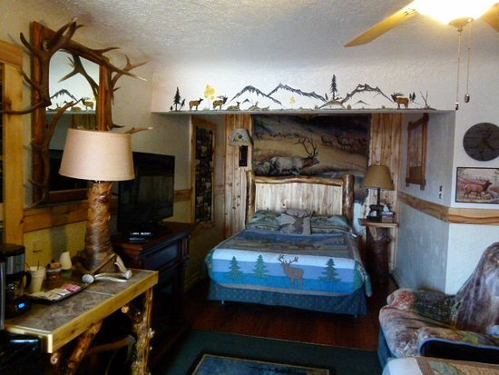 Monte Vista, CO: The Elk Room