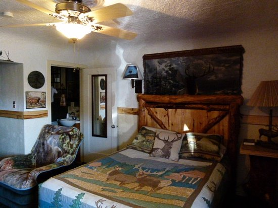 Monte Vista, CO: Many rooms have a wildlife theme!