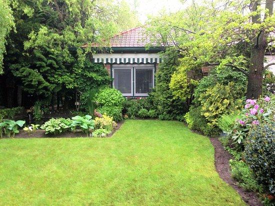 Hamont-Achel, Bélgica: tuin
