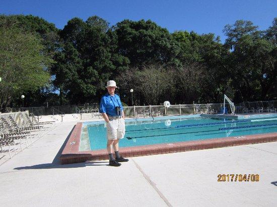 Palm Harbor, FL: Cypress (lap) Pool