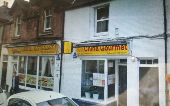 Dunblane, UK: China Gourmet