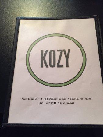 Kozy Kitchen: photo0.jpg