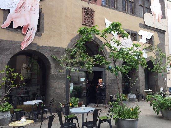 Cafe Im Frankfurter Kunstverein