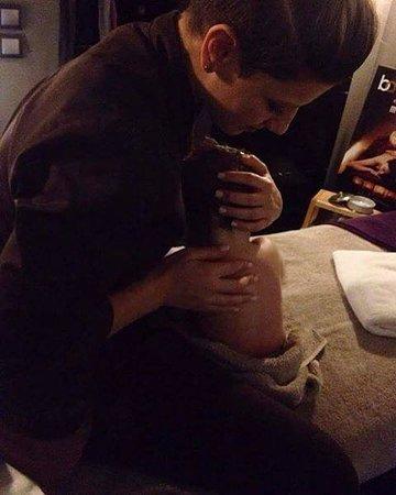 Lagonisi, Grecia: Baby Massage