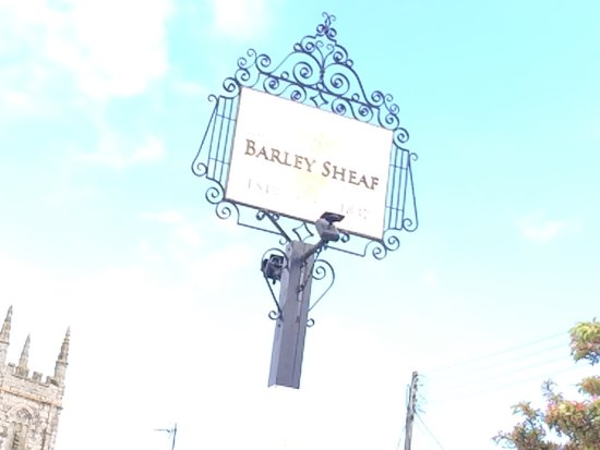 ‪The Barley Sheaf at Gorran‬